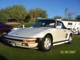 1989 porsche turbo