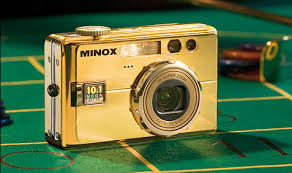 gold cameras