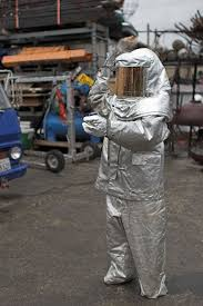 fireproof suit