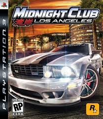 midnight club los angeles on ps3