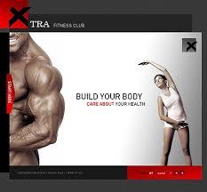 fitness templates