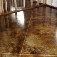 acid floor