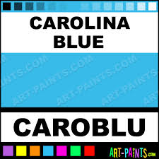 carolina blue paint