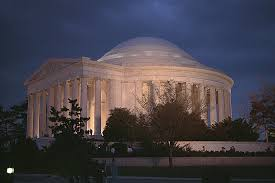 picture of jefferson memorial