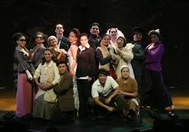 into the woods original cast