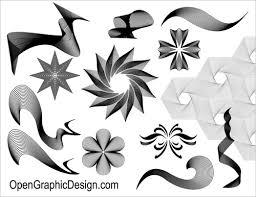 retro graphic art