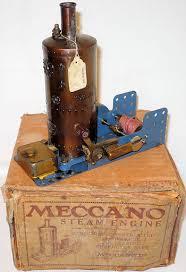 meccano steam engine
