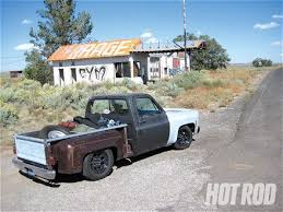 chevy muscle trucks