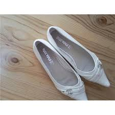 chaussure blanche