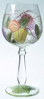 fruit glassware
