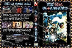 ghostbuster dvd