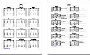 como crear calendarios