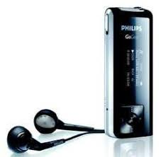 philips mp3 players