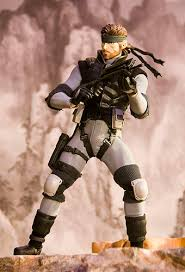 solid snake figure