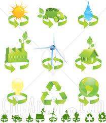green energy clip art