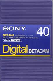 digital beta tape