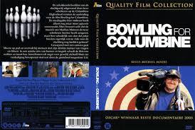 bowling for columbine dvd