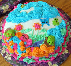 buttercream frosting cakes