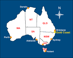 gold coast locations