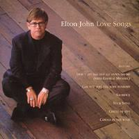 Elton John - Love Songs (rocket Label Uk)