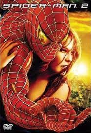 spiderman2 dvd