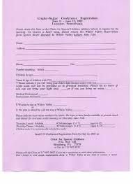 hospital registration form