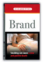 cigarette package