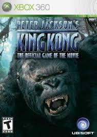 king kong x box