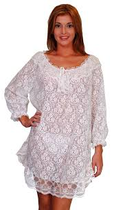 lace nighty