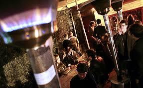 outdoor heater lamps