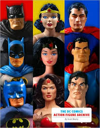 comics action figures