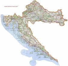 auto karta hrvatske