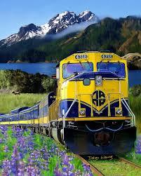 alaska railroad pictures