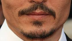 chin goatee