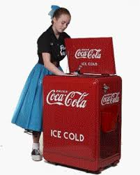 coke cola coolers