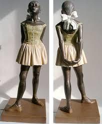degas ballerina sculptures