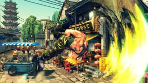 guile street fighter 4