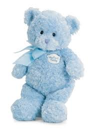 blue teddy bears