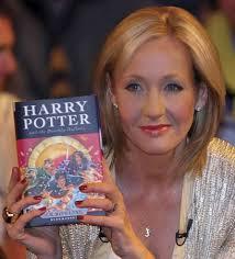 J.K. Rowling Reveals Harry