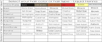 hair color dye