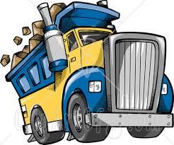 hydraulic dump truck