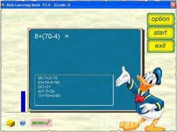 kids and math