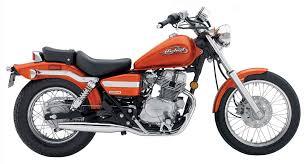 honda motorcycles 250