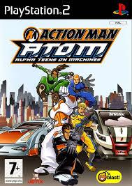 action man tv