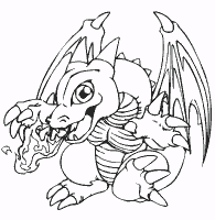 cartoon dragons pictures