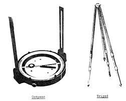 surveyor compass