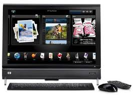 hp touchsmart pc 2