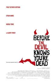 before the devil