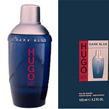 dark blue hugo