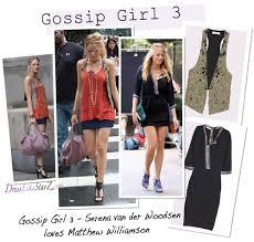 gossip girl serena dresses